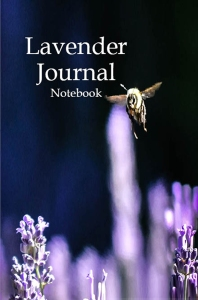 Lavender Bee Cover Journal thumbnail 300 dpi copy